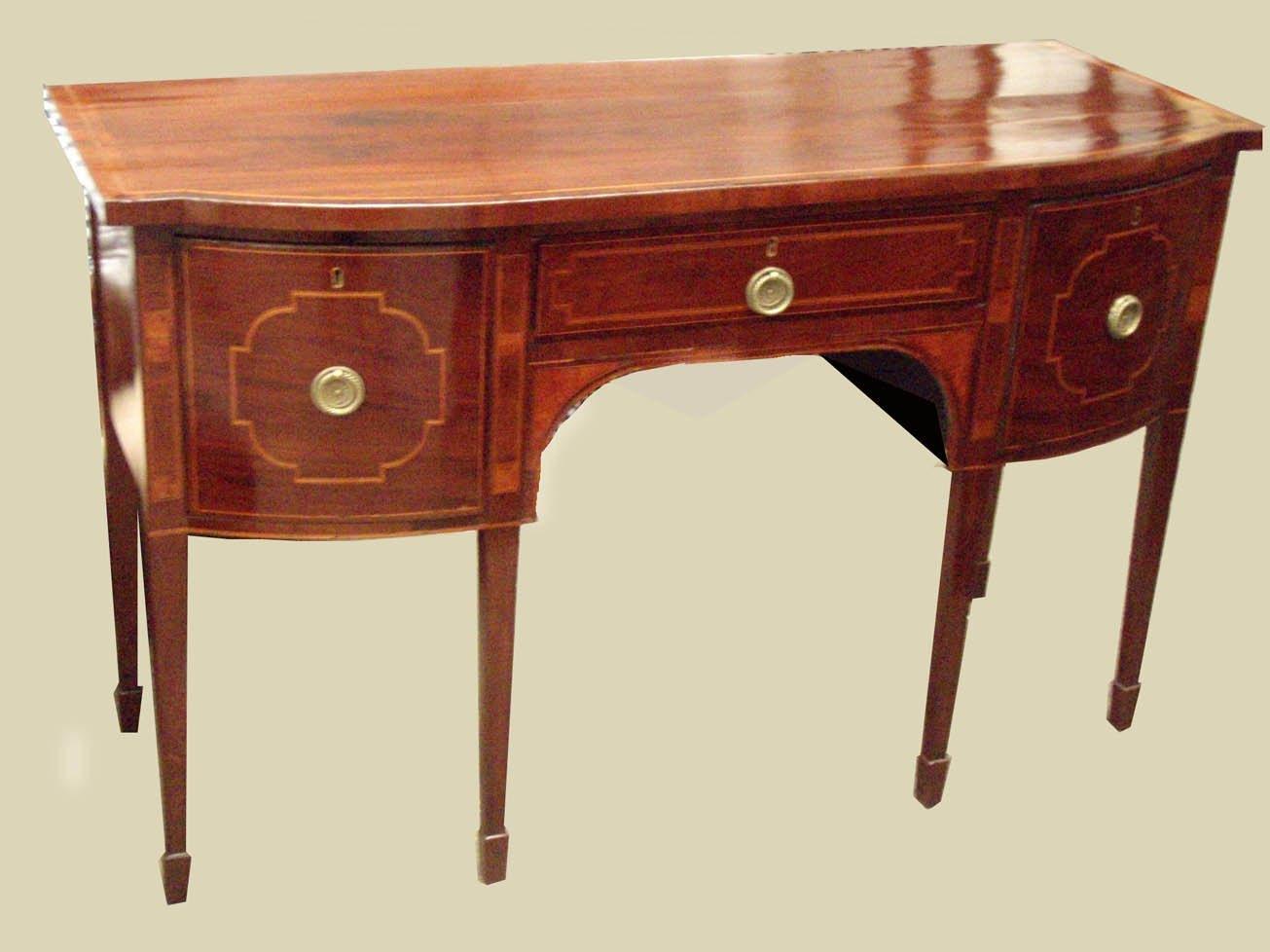 Muebles Clsicos El Estilo Luis Xvi 17741792 Muebles Estilo  # Muebles Estilo Hepplewhite