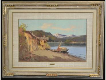 Lago en Nápoles - G. Rocca