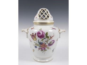 Florero de Porcelana de Vienna - VENDIDO