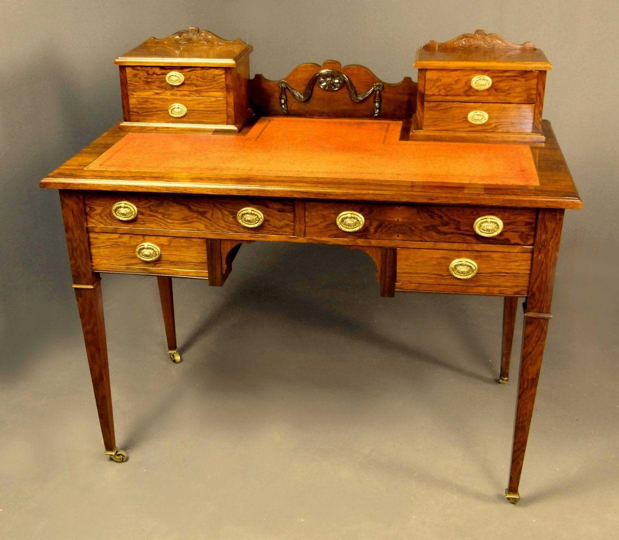 Muebles antiguos armarios antiguos mesas antiguas - Muebles escritorios clasicos ...