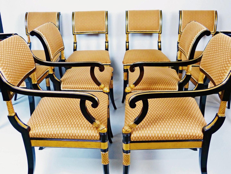 Sillas de comedor sillas de comedor sillas estilo regencia - Sillas estilo espanol ...