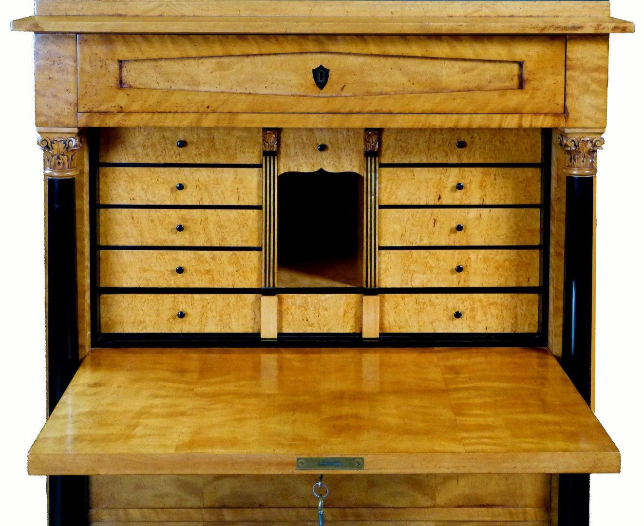 Muebles Antiguos Armarios Antiguos Mesas Antiguas C Modas  # Muebles Secreter