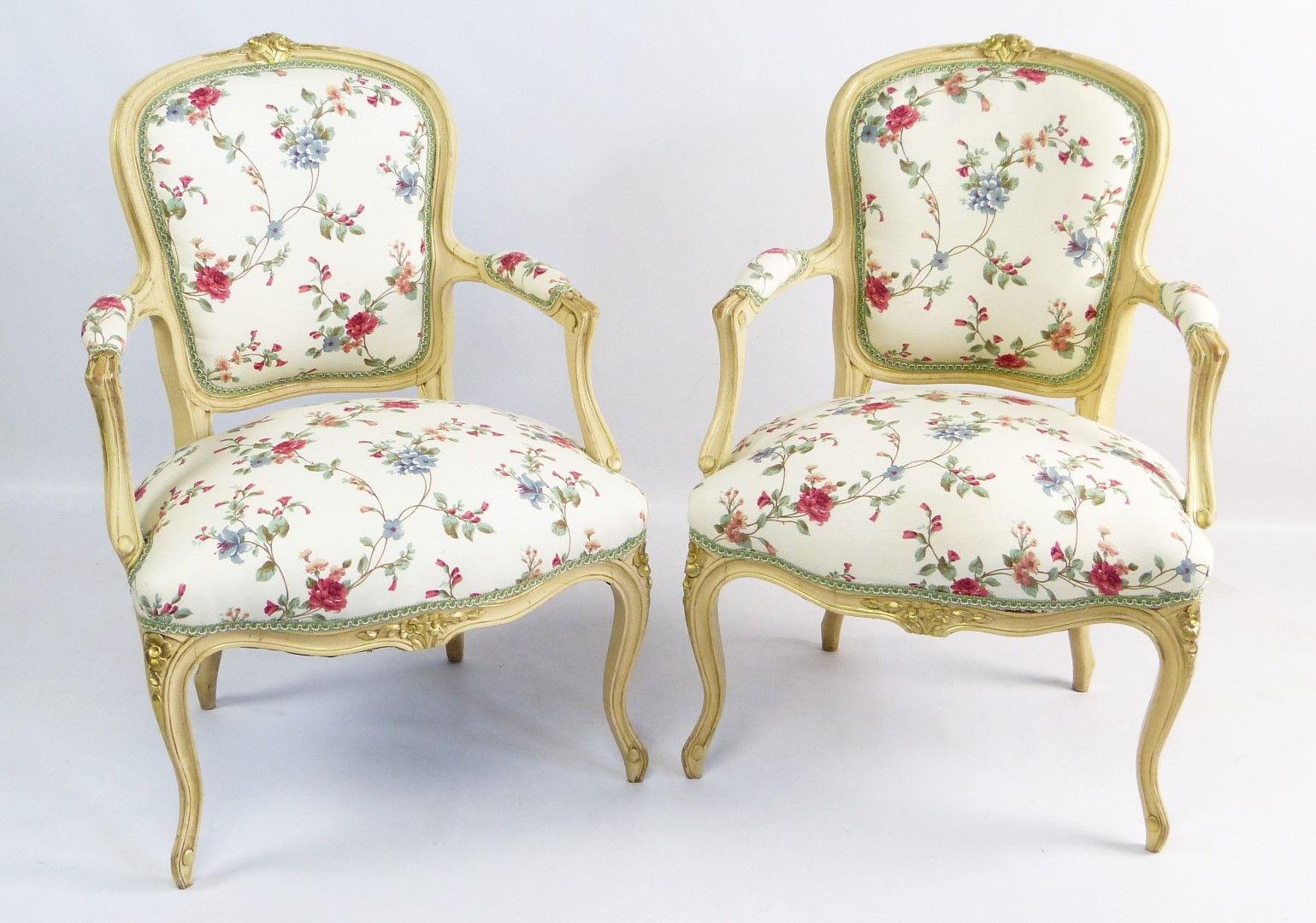 Sillones estilo a silln de diseo clsico vintage curvo - Sillones de estilo ...