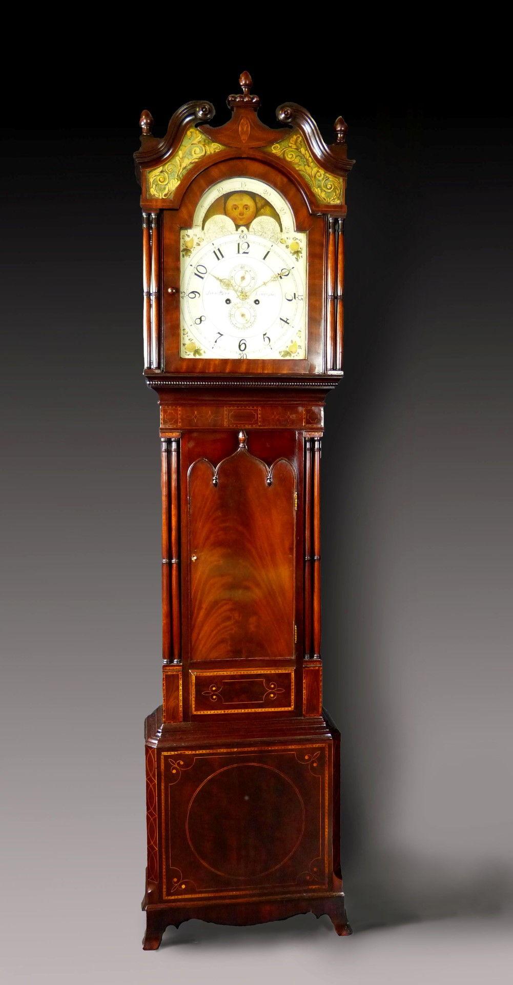 Relojes antiguos de pared dibujos for Relojes de pared antiguos de pendulo