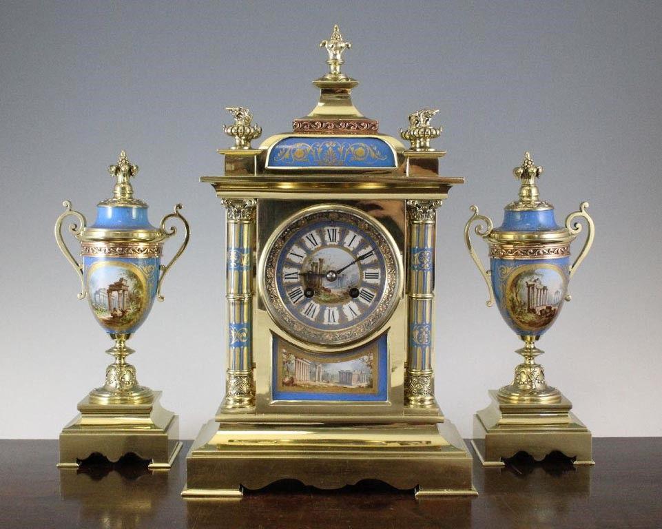 Relojes antiguos ofertas de relojes antiguos relojer a - Relojes decorativos de mesa ...
