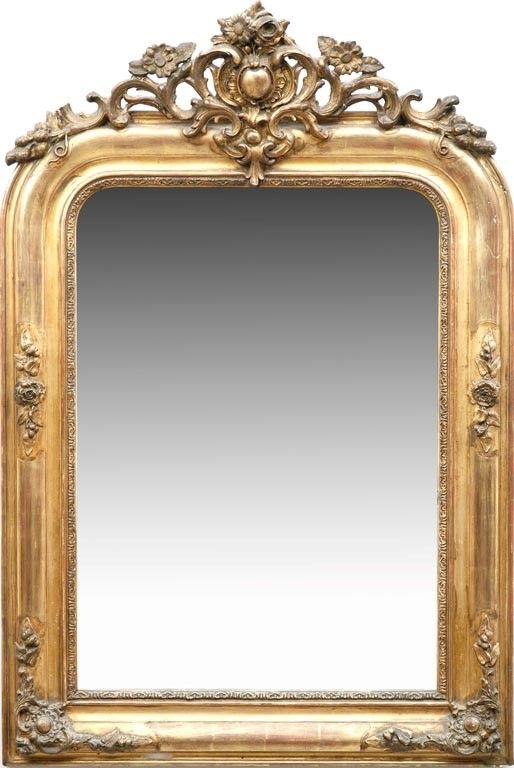 Muebles antiguos armarios antiguos mesas antiguas - Espejo veneciano antiguo ...