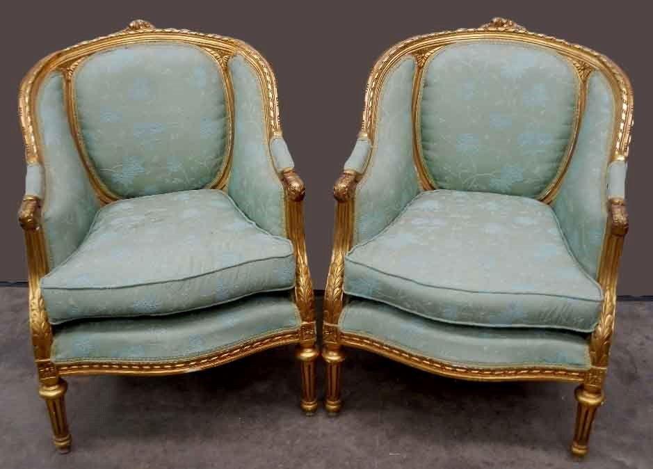 Muebles antiguos armarios antiguos mesas antiguas - Sillas y sillones clasicos ...