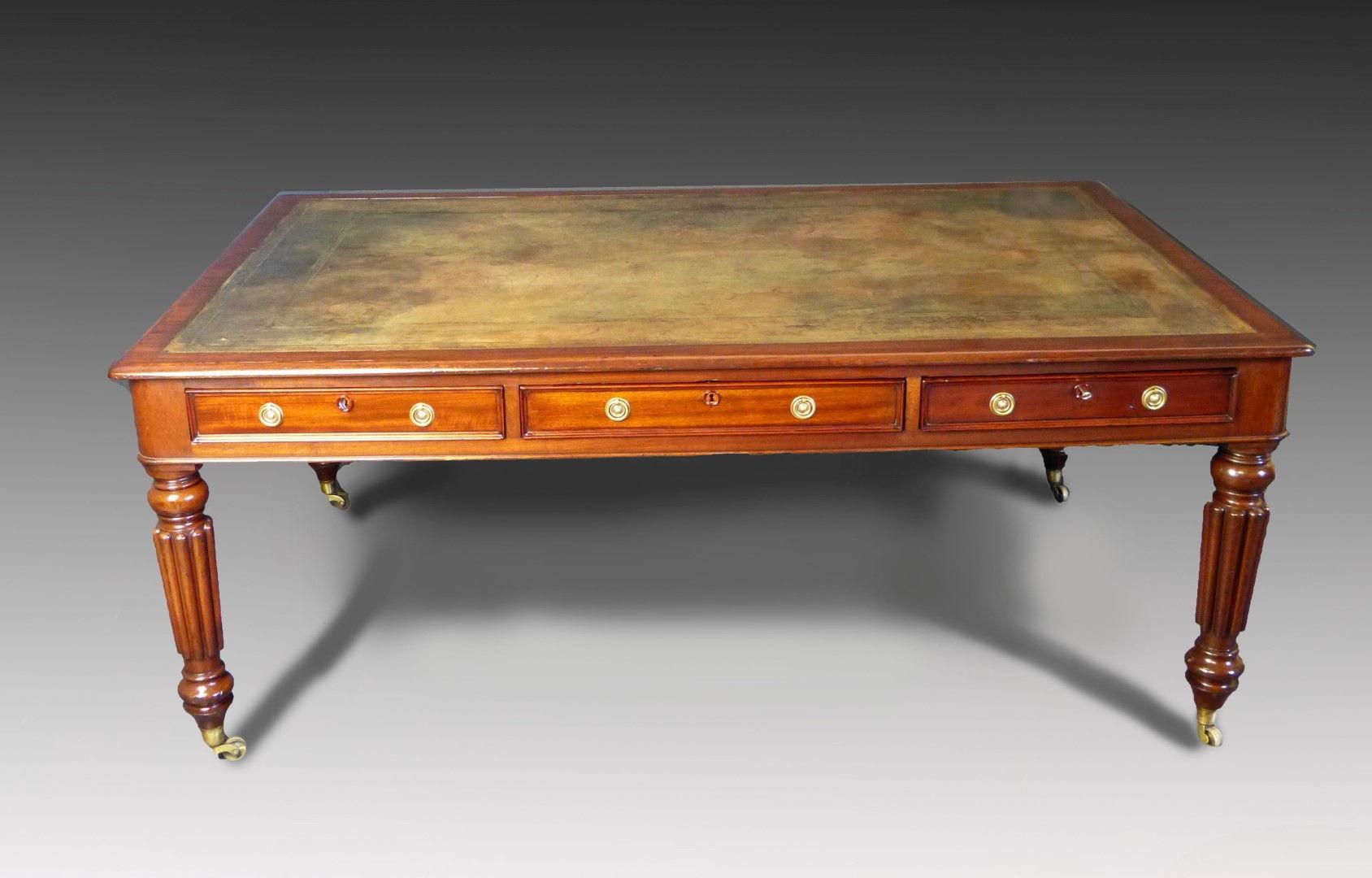 Mesas de escritorio antiguas 6910 mesas ideas - Mesas de escritorio antiguas ...