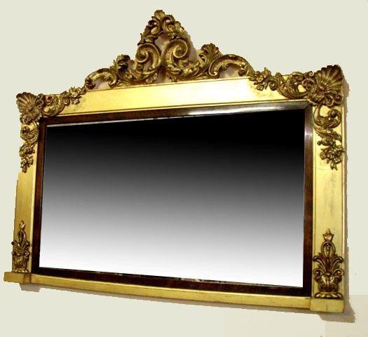 Art culos de arte y decoraci n antiguos ofertas de - Comprar espejos decorativos ...
