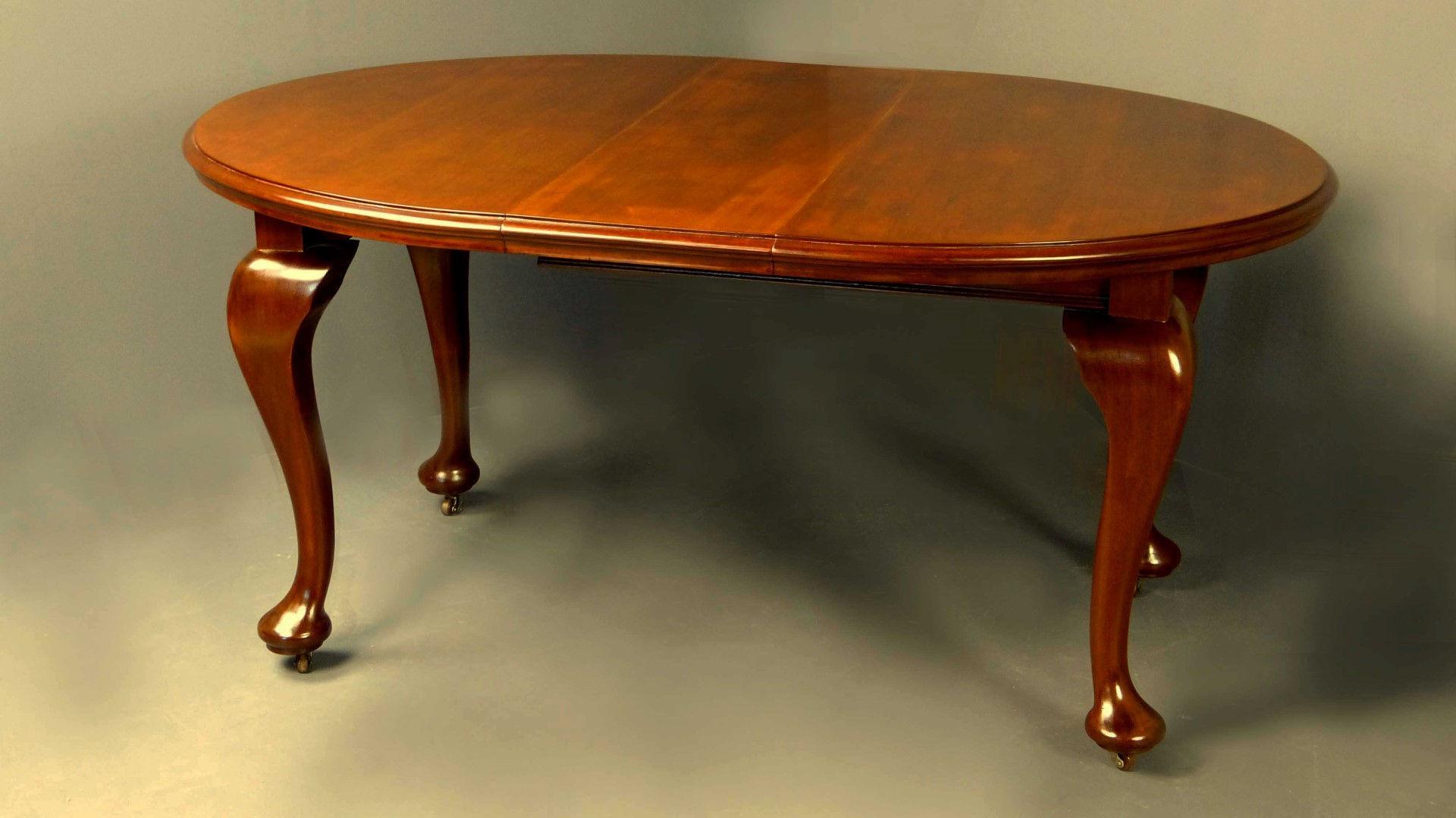 Muebles antiguos armarios antiguos mesas antiguas - Mesas redondas de comedor antiguas ...
